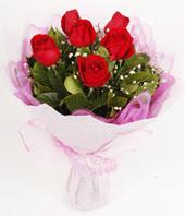 9 adet kaliteli görsel kirmizi gül  Nevşehir çiçek mağazası , çiçekçi adresleri