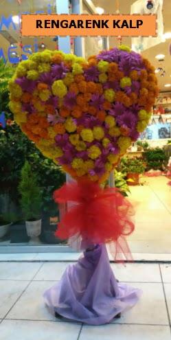 Ankara mevsim çiçeklerinden kalp perförje  Nevşehir kaliteli taze ve ucuz çiçekler