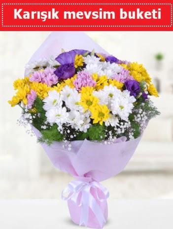 Karışık Kır Çiçeği Buketi  Nevşehir cicekciler , cicek siparisi