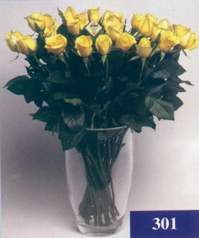 Nevşehir çiçekçiler  12 adet sari özel güller