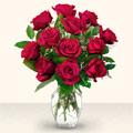Nevşehir çiçek servisi , çiçekçi adresleri  10 adet gül cam yada mika vazo da