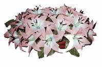 yapay karisik çiçek sepeti   Nevşehir İnternetten çiçek siparişi