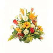 karisik renkli çiçekler tanzim   Nevşehir çiçek online çiçek siparişi