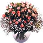 büyük cam fanusta güller   Nevşehir çiçek servisi , çiçekçi adresleri