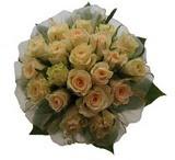 12 adet sari güllerden buket   Nevşehir çiçekçi mağazası