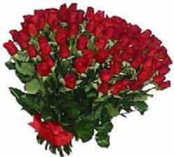 51 adet kirmizi gül buketi  Nevşehir çiçek gönderme