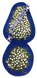 Nevşehir internetten çiçek siparişi  2,2 m. Boyunda tek katli ayakli sepet.