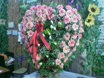 Nevşehir çiçek mağazası , çiçekçi adresleri  SEVDIKLERINIZE ÖZEL KALP PANO