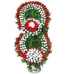 Görsel Cenaze çiçek , cenaze çiçek , çelengi  Nevşehir çiçekçi mağazası