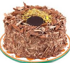 çikolatali 4 ile 6 kisilik yas pasta  Nevşehir çiçek siparişi vermek
