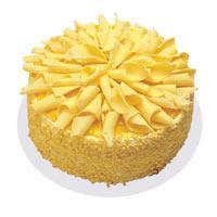 Muzlu pasta 4 ile 6 kisilik yas pasta  Nevşehir kaliteli taze ve ucuz çiçekler