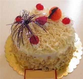 pasta siparisi 4 ile 6 kisilik yaspasta mis lezzette  Nevşehir kaliteli taze ve ucuz çiçekler