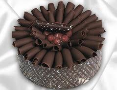 online pasta satisi 4 ile 6 kisilik çikolatali meyvali yaspasta  Nevşehir hediye çiçek yolla