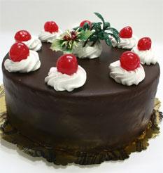 4 ile 6 kisilik yas pasta çikolatali taze pastaci  Nevşehir internetten çiçek satışı