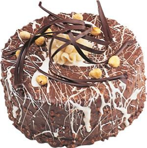 pasta satisi 4 ile 6 kisilik çikolatali yas pasta  Nevşehir hediye sevgilime hediye çiçek