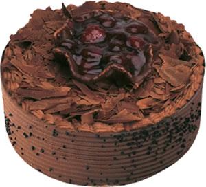 pasta satisi 4 ile 6 kisilik çikolatali yas pasta  Nevşehir yurtiçi ve yurtdışı çiçek siparişi