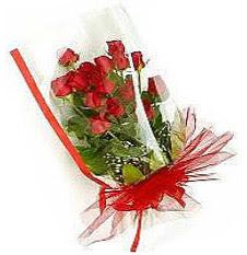 13 adet kirmizi gül buketi sevilenlere  Nevşehir çiçek satışı