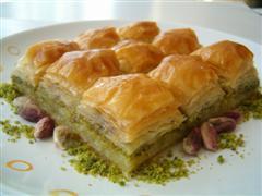 tatli siparisi essiz lezzette 1 kilo fistikli baklava  Nevşehir çiçek gönderme sitemiz güvenlidir