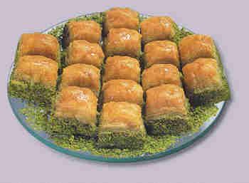 pasta tatli satisi essiz lezzette 1 kilo fistikli baklava  Nevşehir çiçekçi telefonları