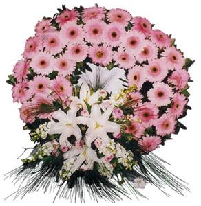 Cenaze çelengi cenaze çiçekleri  Nevşehir çiçek satışı