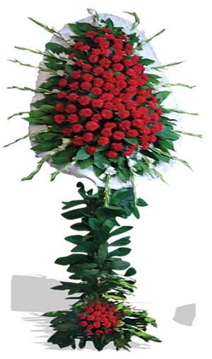 Dügün nikah açilis çiçekleri sepet modeli  Nevşehir çiçek online çiçek siparişi