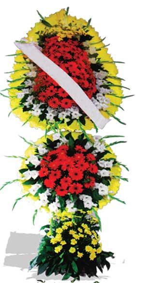 Dügün nikah açilis çiçekleri sepet modeli  Nevşehir çiçek servisi , çiçekçi adresleri