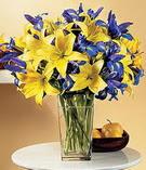 Nevşehir internetten çiçek satışı  Lilyum ve mevsim  çiçegi özel