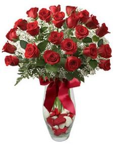 17 adet essiz kalitede kirmizi gül  Nevşehir online çiçek gönderme sipariş