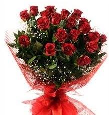 İlginç Hediye 21 Adet kırmızı gül  Nevşehir çiçekçi telefonları