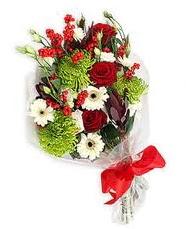 Kız arkadaşıma hediye mevsim demeti  Nevşehir çiçek , çiçekçi , çiçekçilik