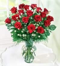Nevşehir çiçek yolla  9 adet mika yada vazoda kirmizi güller