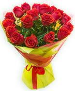 19 Adet kırmızı gül buketi  Nevşehir çiçek satışı