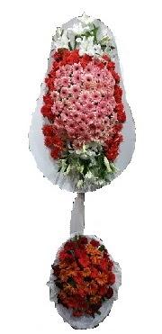 çift katlı düğün açılış sepeti  Nevşehir çiçek yolla