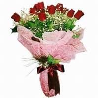Nevşehir çiçek gönderme sitemiz güvenlidir  12 adet kirmizi kalite gül