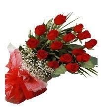 15 kırmızı gül buketi sevgiliye özel  Nevşehir çiçek online çiçek siparişi
