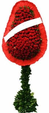 Tek katlı görsel düğün nikah açılış çiçeği  Nevşehir İnternetten çiçek siparişi