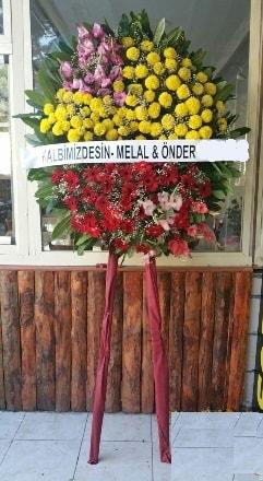 Nevşehir internetten çiçek satışı  Cenaze çiçek modeli