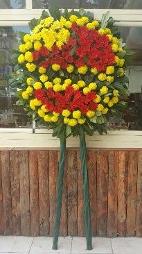 Cenaze çelengi çiçek modeli  Nevşehir online çiçek gönderme sipariş