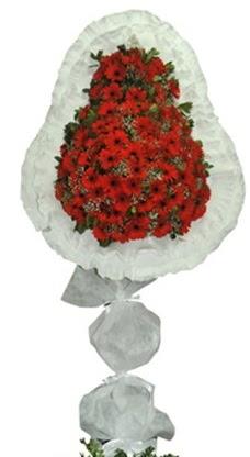 Tek katlı düğün nikah açılış çiçek modeli  Nevşehir hediye çiçek yolla