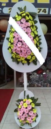 Çift katlı düğün nikah açılış çiçeği  Nevşehir internetten çiçek satışı