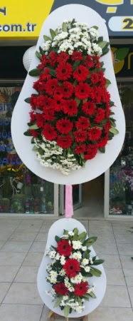 Çift katlı düğün nikah işyeri açılış çiçeği  Nevşehir hediye sevgilime hediye çiçek