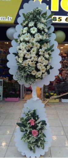 Çift katlı düğün nikah açılış çiçeği  Nevşehir kaliteli taze ve ucuz çiçekler