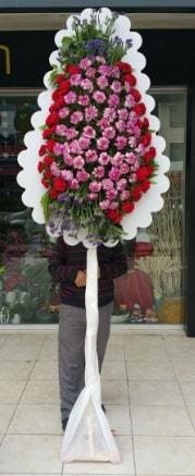 Tekli düğün nikah açılış çiçek modeli  Nevşehir güvenli kaliteli hızlı çiçek