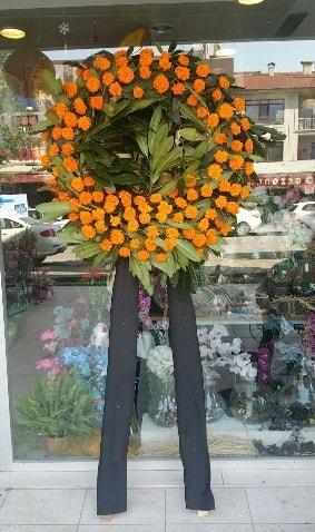 Cenaze çiçeği cenaze çelengi çiçek modeli  Nevşehir çiçek mağazası , çiçekçi adresleri
