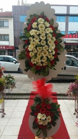 Çift katlı düğün açılış çiçeği  Nevşehir güvenli kaliteli hızlı çiçek