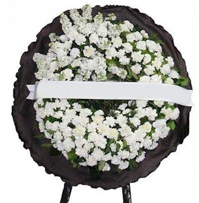 Cenaze çelengi çiçeği modelleri  Nevşehir çiçek yolla