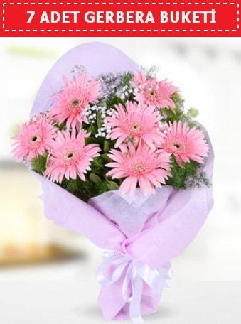 Pembe Gerbera Buketi  Nevşehir yurtiçi ve yurtdışı çiçek siparişi
